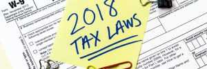 New Tax Law – Changes and Tax Extenders