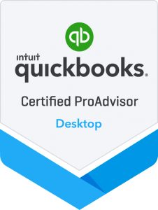 Kim Delaney is our QuickBooks Certified ProAdvisor call today for an appointment